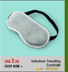 Velveteen Travelling Eyeshade