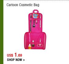 Cartoon Cosmetic Bag