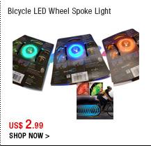 Bicycle LED Wheel Spoke Light