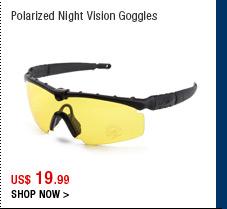 Polarized Night Vision Goggles