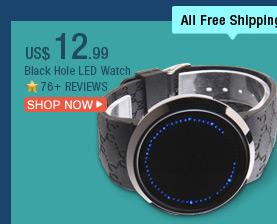 Black Hole LED Watch