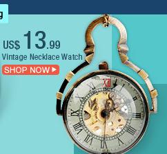 Vintage Necklace Watch