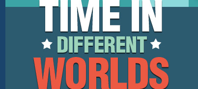 Time in Different Worlds