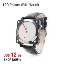 LED Pointer Wrist Watch