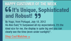Happy Customer Of The Week