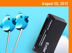 All-in-1 USB Card Reader