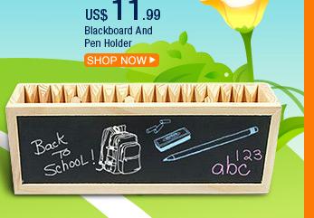 Blackboard And Pen Holder