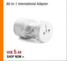 All-in-one International Adapter