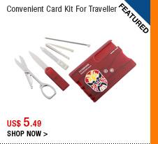 Convenient Card Kit For Traveller