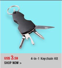 4-in-1 Keychain Kit