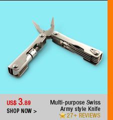 Multi-purpose Swiss Army style Knife
