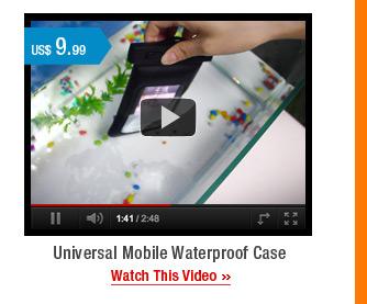 Universal Mobile Waterproof Case