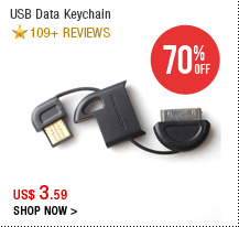 USB Data Keychain