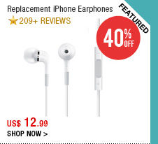 Replacement iPhone Earphones