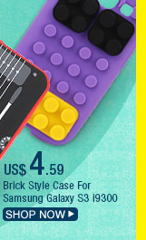 Brick Style Case for Samsung Galaxy S3 i9300