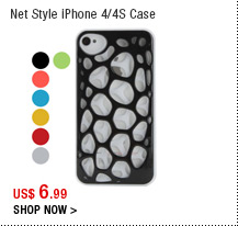 Net Style iPhone 4/4S Case