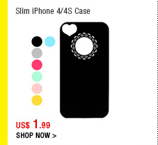 Slim iPhone 4/4S