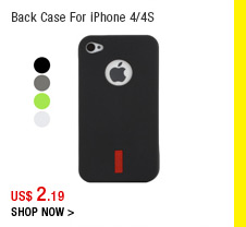 Back Case For iPhone 4/4S