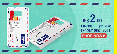 Envelope Stlye Case For Samsung i9001