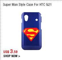 Super Man Style Case For HTC G21