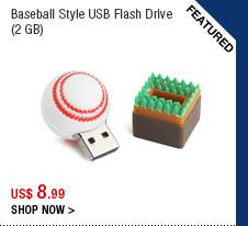 Baseball Style USB Flash Drive (2 GB)