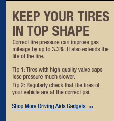 Keep Your Tires In Top Shape