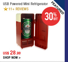 USB Powered Mini Refrigerator