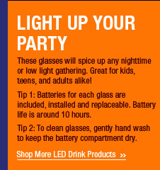 Light Up Your Party