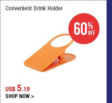Convenient Drink Holder