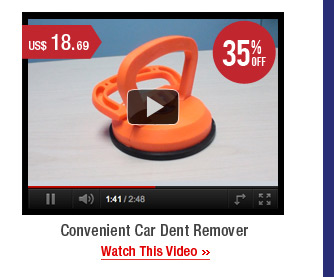 Convenient Car Dent Remover