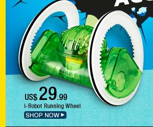 i-Robot Running Wheel
