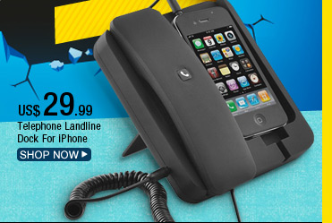 Telephone Landline Dock For iPhone