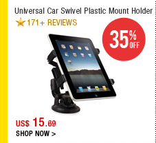 Universal Car Swivel Plastic Mount Holder
