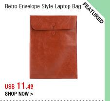 Retro Envelope Style Laptop Bag