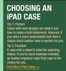 Choosing An iPad Case