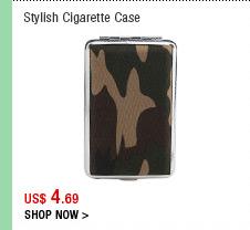 Stylish Cigarette Case