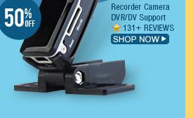 Portable Mini Video Recorder Camera