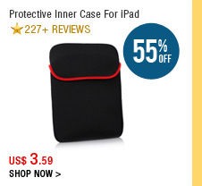 Protective Inner Case For iPad