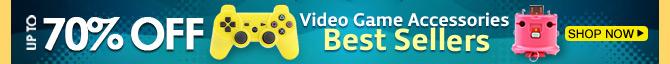 Video Game Accessories Best Sellers