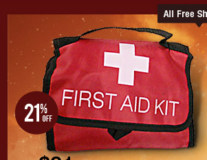 First Aid Combo-Pack