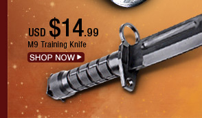 M9 Training Knife