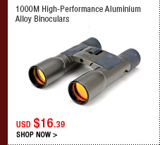 1000M High-Performance Aluminium Alloy Binoculars