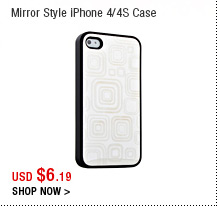 Mirror Style iPhone 4/4S Case