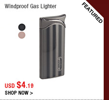 Windproof Gas Lighter