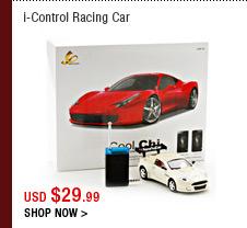 i-Control Racing Car