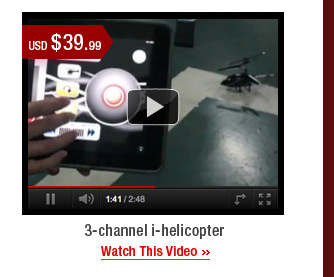 3-channel i-helicopter