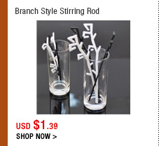Branch Style Stirring Rod