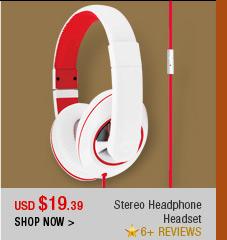 Stereo Headphone Headset
