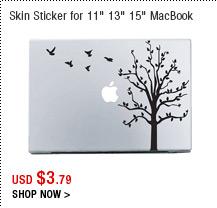 """Skin Sticker for 11"""" 13"""" 15"""" MacBook"""