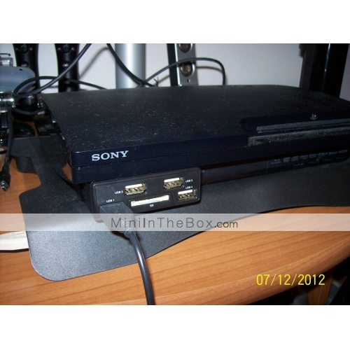 how to add memory to ps3 with usb